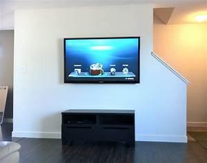 Flat Screen Wall Tv - Home Design