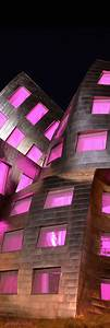 Lou Ruvo in Hot Pink | Modern Architecture Commercial ...