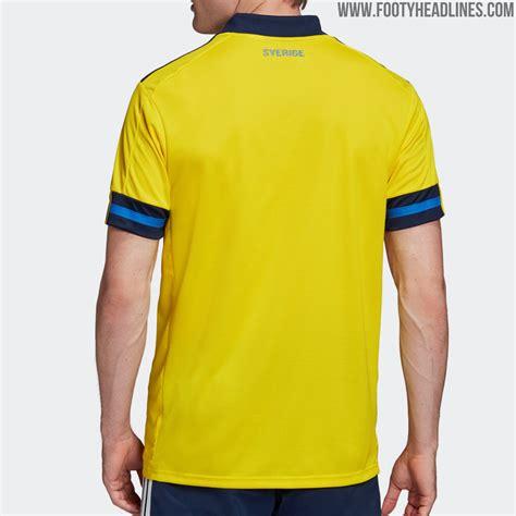 Schweden trifft in gruppe e der em 2021 (euro 2020) u.a. Schweden EM 2020 Heimtrikot Veröffentlicht - Nur Fussball