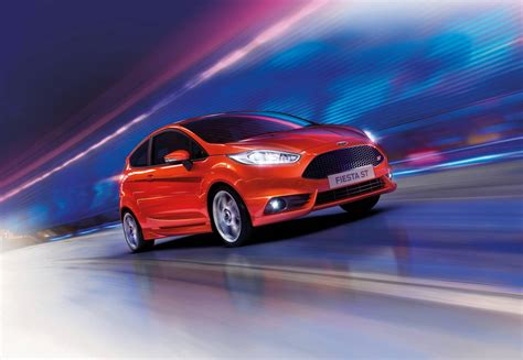 ford cars news  fiesta st pricing specification