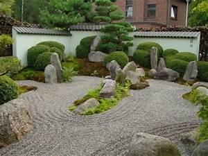Japanischer Garten Zen Garten