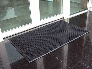 Industrial Rubber Flooring Tiles Floor Mat Manufacturer