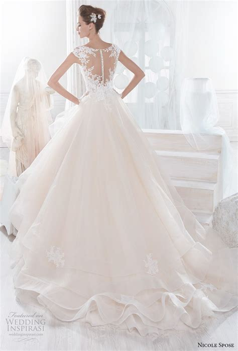 nicole  bridal collection princess ready wedding