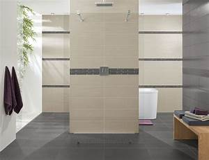 1000 images about salle de bain on pinterest With carrelage salle de bain beige