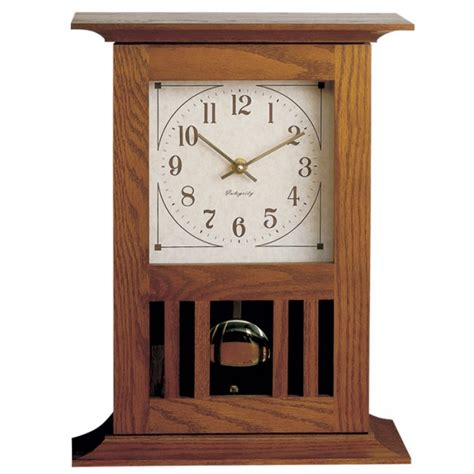 mission mantel clock plan  components mantel clock