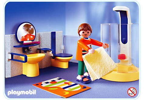 salle de bains contemporaine   playmobil france
