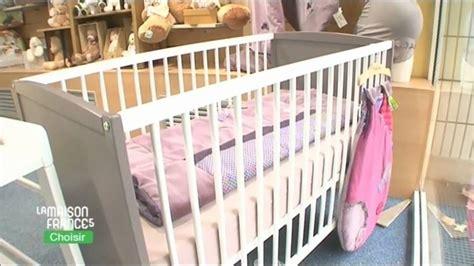la maison 5 aménagement chambre bébé