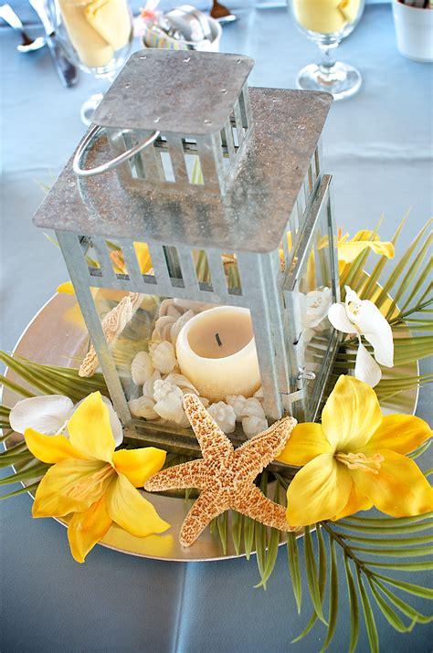 lemon yellow beach wedding theme sand petal weddings