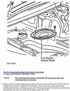 Remove 1996 Buick Park Avenue Water Pump Repair Manual