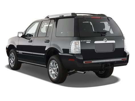 how do cars engines work 2007 mercury mountaineer parking system 2008 mercury mountaineer reviews and rating motor trend