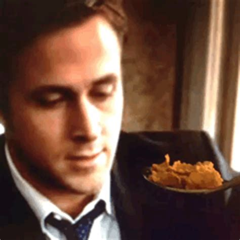 Ryan Gosling Cereal Meme - breakfast at jimothy s pop culture madness round 2