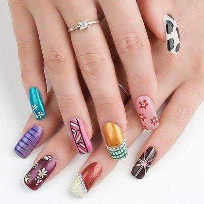 nail art  norfolk beauty school norwich
