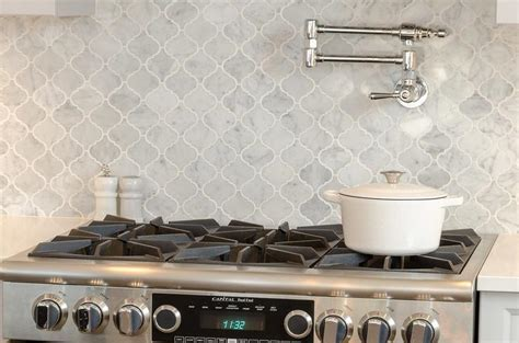 arabesque tile backsplash arabesque tile backsplash