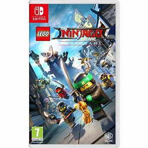 The Lego Ninjago Movie Video Game Switch Nintendo Switch