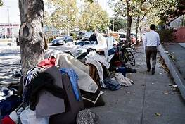 Trump Eyes Crackdown on Homelessness as Aides Visit California…