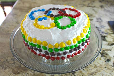 step easy ice cream cake recipe   olympic