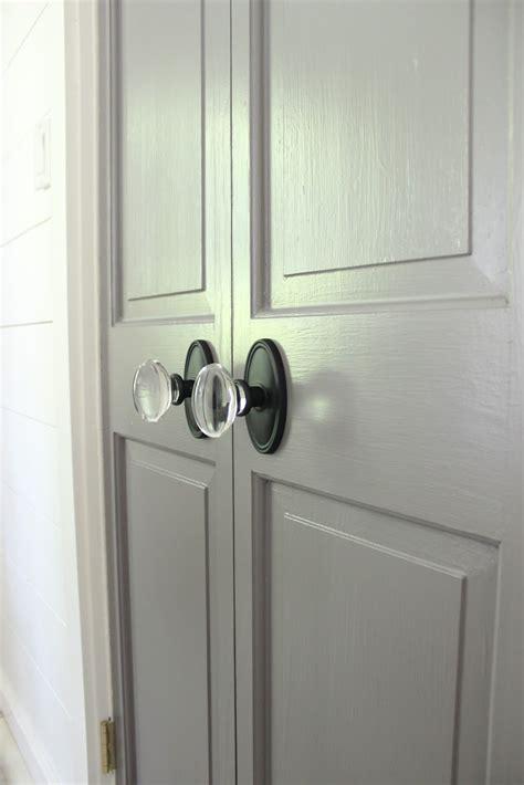 Door Knobs On White Doors by Pin By Benjesbride On Vista Construction Glass Door