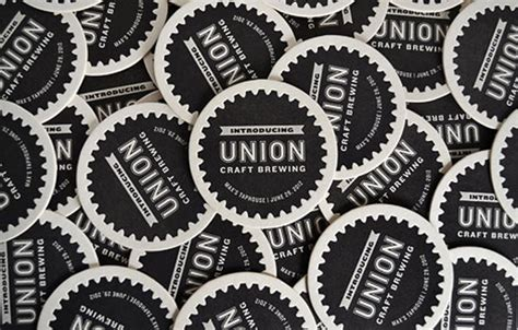 union craft brewing union craft brewing the dieline packaging branding 3156