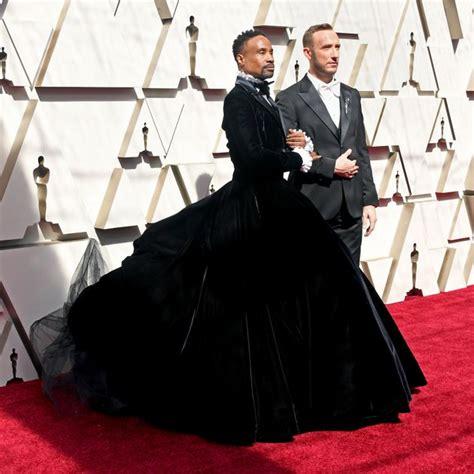 Oscars Billy Porter Velvet Tuxedo Giving