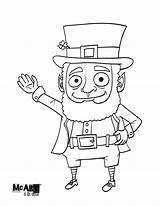 Coloring Leprechaun Johnny Test Tractor Depp Mad John Hatter Deere Drawing Leprechauns Elf Rainbow Pot Mcillustrator Printable Buddy Teepublic Getcolorings sketch template