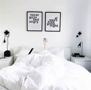 Schlafzimmer Ideen Weiß : sch ne ideen f r s schlafzimmer schlafzimmerkonfetti wohnkonfetti ~ Michelbontemps.com Haus und Dekorationen