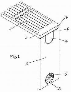 Heizkörper Abdeckung Oben : patent ep0931987a2 heizk rperverkleidung google patents ~ Michelbontemps.com Haus und Dekorationen