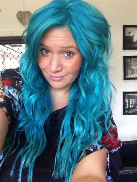 12 Best Images About Manic Panic Atomic Turquoise On