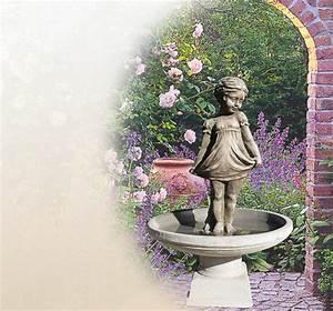 Wasserläufe Für Den Garten : vogelbad aus stein f r den garten kaufen online shop ~ Michelbontemps.com Haus und Dekorationen
