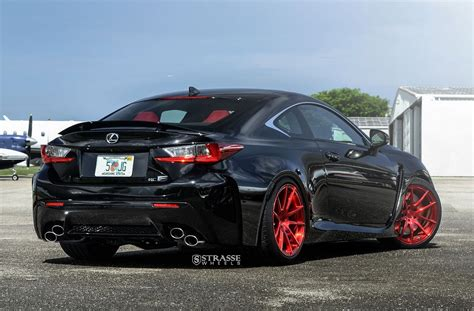 evil  lexus rc  dresses   gloss brushed red