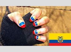 25 + FIFA World Cup 2014 Brazil Nail Art Designs, Ideas