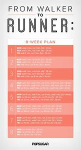 8 Week Plan To Go From Walking To Running