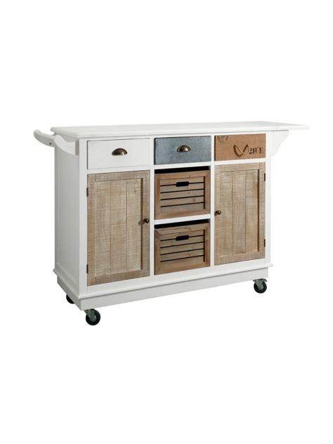 billots de cuisine billots dessertes meubles de cuisine cuisine desserte de cuisine en bois a roulettes blanzza com