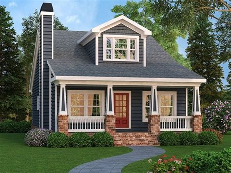Craftsman House Plan With 1853 Square Feet And 4 Bedrooms