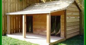 free double dog house plans dog house with porch plans With double dog house with porch
