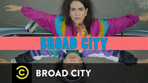 broad city season  trailer