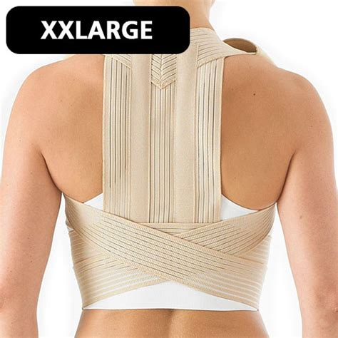 Neo G Clavicle Brace - XX Large - Neo G Back Supports ...