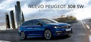 Peugeot 308 Sw Augmented Technology