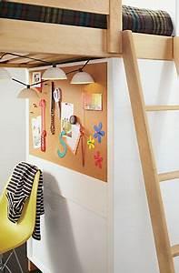 Hochbett Holz Kinder : kinderzimmer f r zwei kinder mit kompakten etagenbetten ~ Michelbontemps.com Haus und Dekorationen