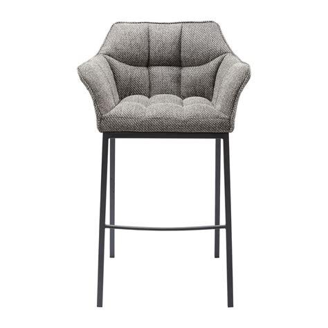chaise de bureau solde tabouret de bar contemporain gris thinktank quattro