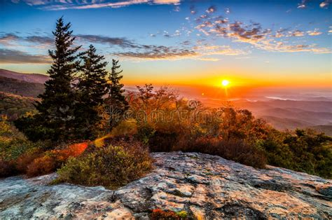 Beacon Heights Sunrise Stock Image Image Of Light, Scenic