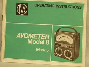 Avometer Model 8