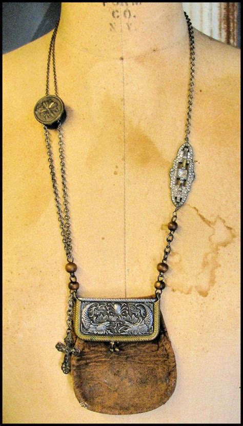 victorian coin purse necklace sold  scatteredmoments