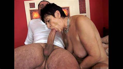 Min Ugly Cougar From Naughty4you Sexiest Grannies Swallows Pole Mix 4