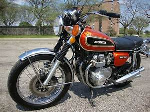 Honda 550 Four : 1975 honda cb550 k1 nice 11k miles original survivor flake sunrise orange cb 550 ~ Melissatoandfro.com Idées de Décoration