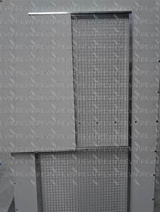 Panneau Pvc Blanc : option coupe vent sur panneau panneaux de voli re ~ Dallasstarsshop.com Idées de Décoration