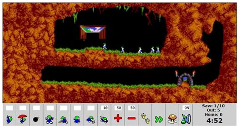 lemmings original game funnygamesin