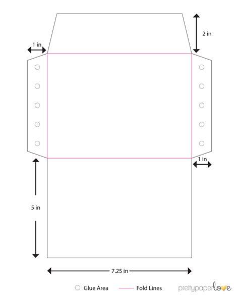 diy envelope template diy envelopes prettypaperlove