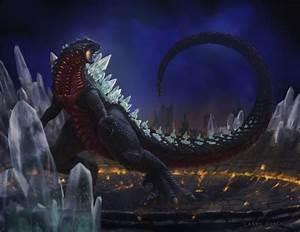 Space Godzilla Resdesign by NoBackstreetboys on DeviantArt