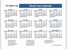 20172018 Fiscal Planner US Free Printable Templates