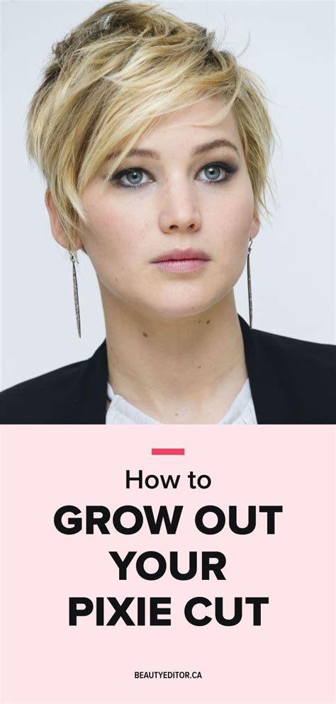 Grown Out Pixie Hairstyles by Ask A Hairstylist How To Grow Out Your Hair After A Pixie